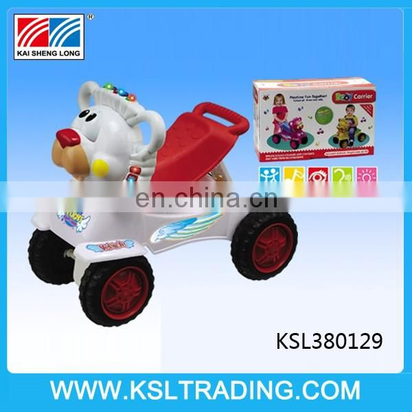High quality lovely baby walker for big babies with light and music