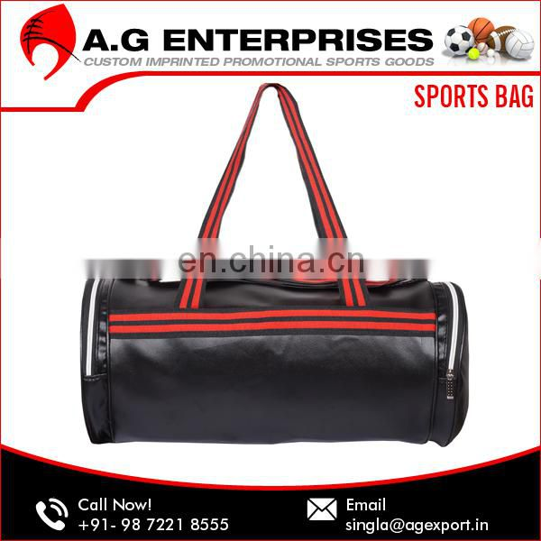 Wholesale Custom Sports Gym Bag for Sale