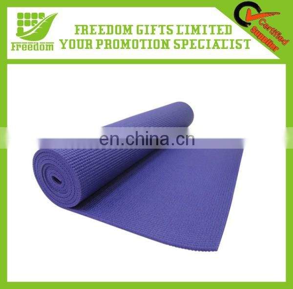 Promotional Gifts Popular Good Quality Cheap Custom Wholesale Yoga Mats