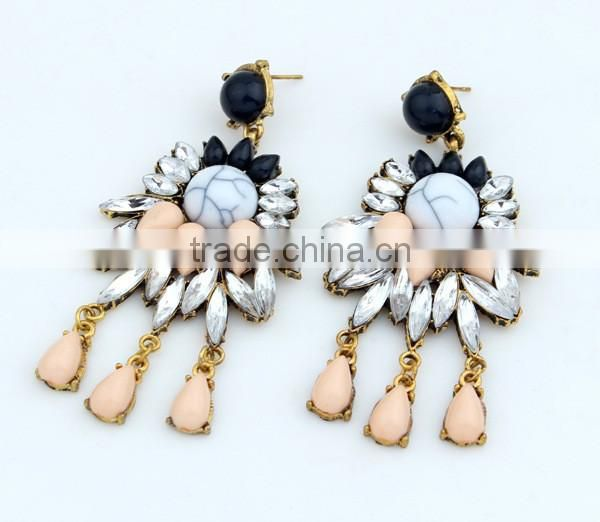 Tassel earrings wholesale jewelry earrings for women