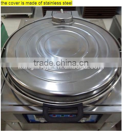 thermostatic electric pan