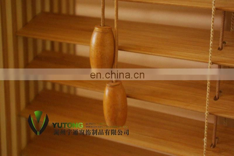 Graceful Indoor Bamboo window curtains