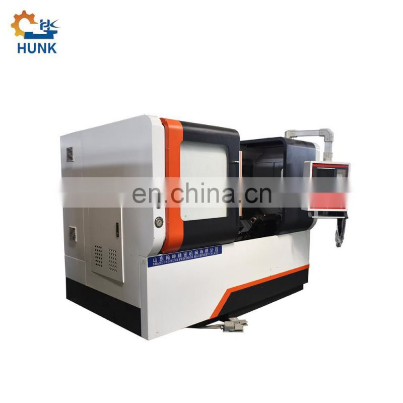 CK50L horizontal automatic CNC lathe with competitive price Image
