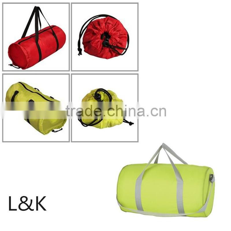 cheap hand bag travel/ customized sport travel bag