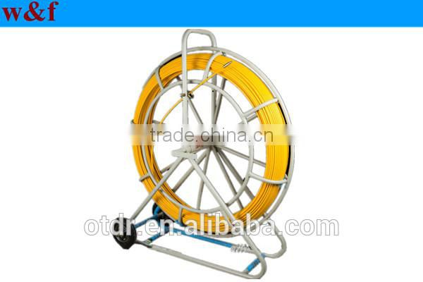 pull cable into duct Fiber Glass Duct Rodder