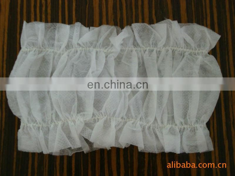 SPA Disposable Hairband made of pp nonwoven