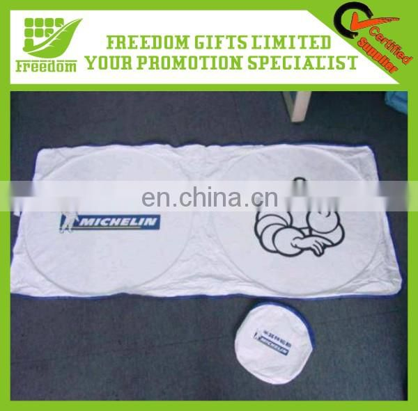 Promotional Gifts Customized Cartoon Car Sunshades