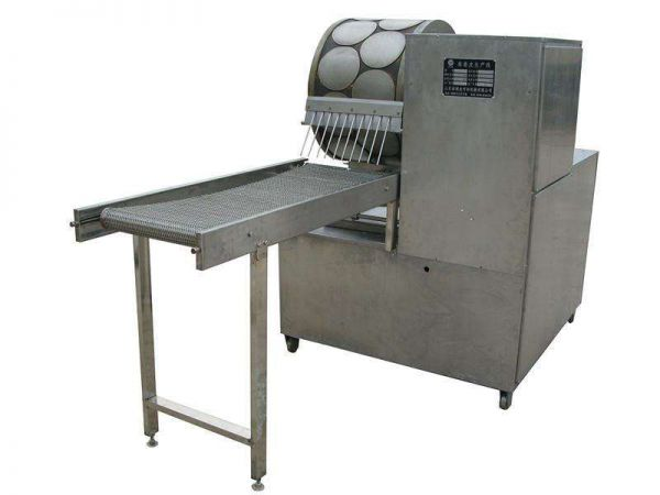 4000pcs/h Automatic Injera Making Machine High Capacity Image