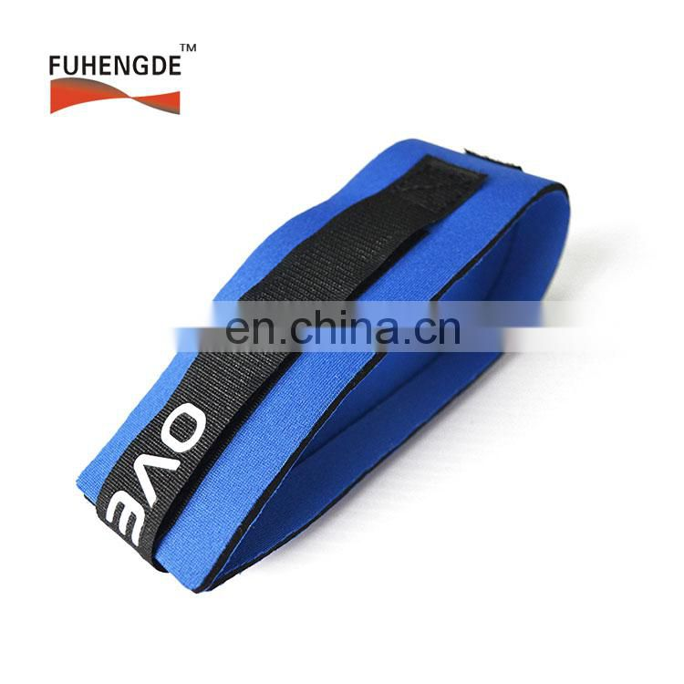 Soft Comfortable Adjustable Timing Chip Bands for Triathlon