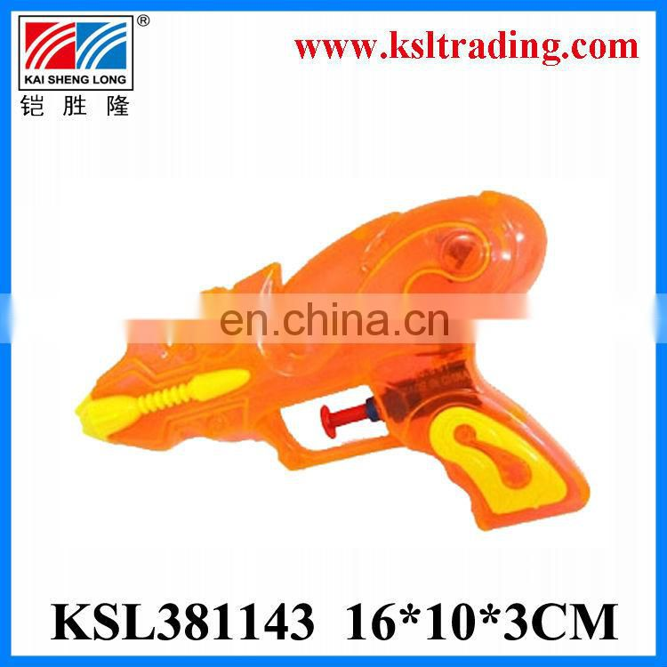 Promotional toy plastic small dinosaur water gun