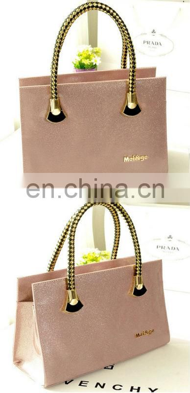 Europe and the United States the new 2014 spring of candy color bag Pearl shiny single shoulder bag inclined shoulder bag handba