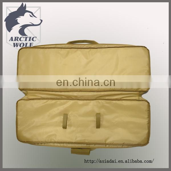 multiple pouches hunting outdoor gun case