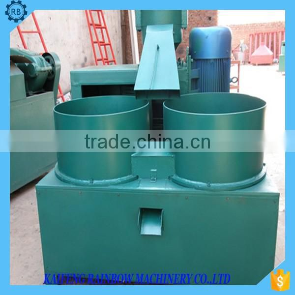 High Efficiency Practical Organic Fertilizer Disk Granulating Machine