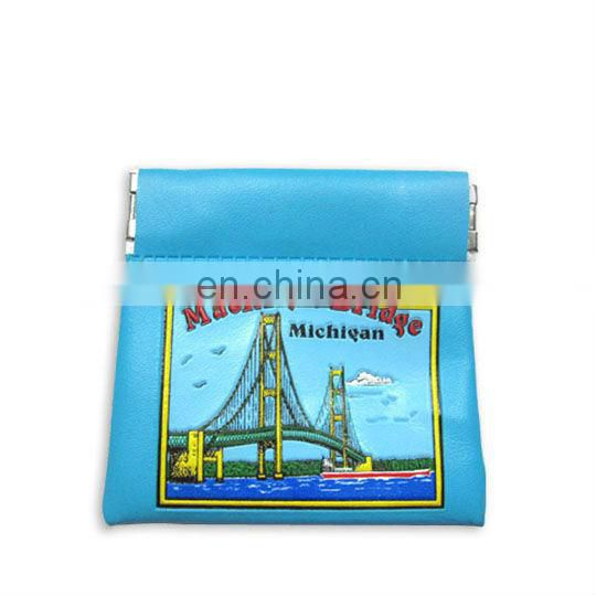 2013 Hottest Fashion Metal Framed Coin Purse