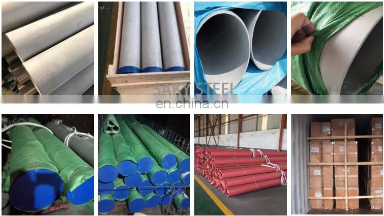 ASTM A312 TP 304 Stainless Steel Seamless Pipe