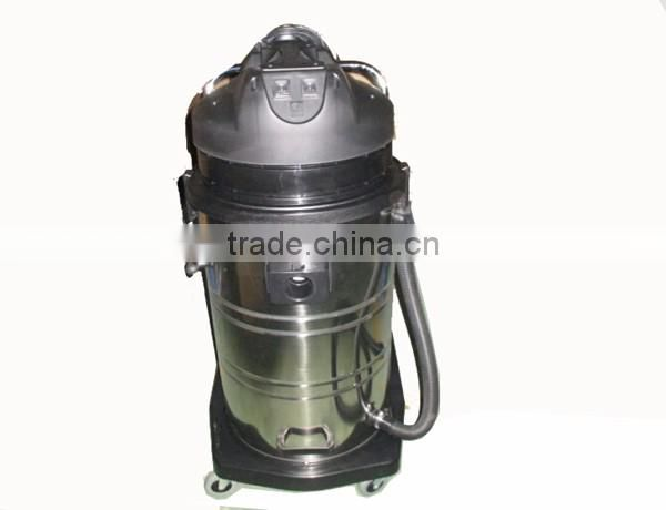 heavy duty industrial dust collector for concrete grinding
