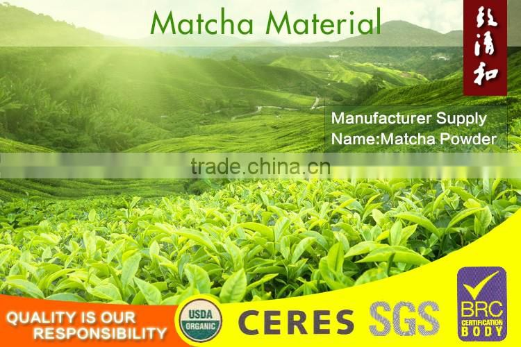 Factory Dropshipping Private Label Japanese green tea powder