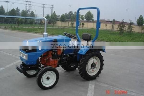 china Multi-purpose machine front loader end tractor for cattle farming