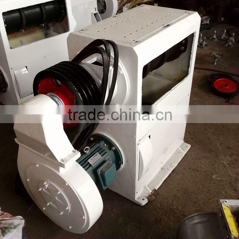 Emery Roll Rice Mill With Blowing Wind Rice Mill Machine Rice Milling Machine Rice Mill Machrey