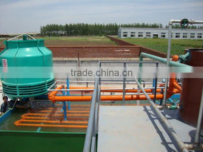 Pyrolysis Oil To Diesel Refinery Distillation Unit 10 Ton Capacity