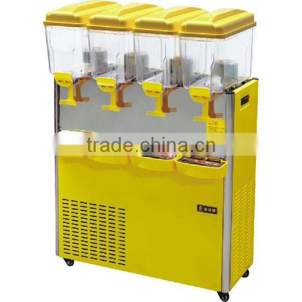 Cold Juice Dispenser / Drinking Machine for juice, milk, tea, etc