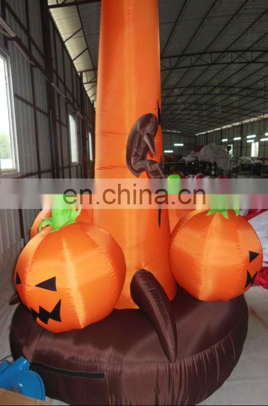 Devil&skull halloween inflatables