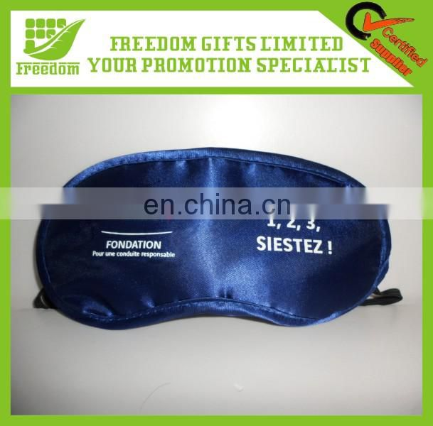 Customized Logo Branded Promotional Airplane Sleep Kit