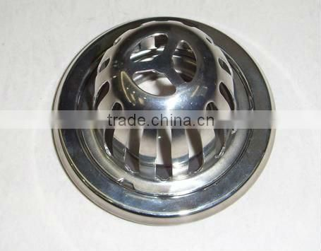 "Stainless steel 2"" roof drain,round,high quality JKD-T002"