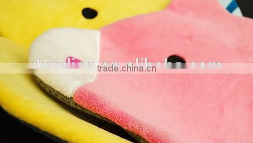 Rubber printed and washable floor/door carpet