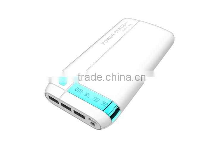 3port 17600mah Power Charger Factory