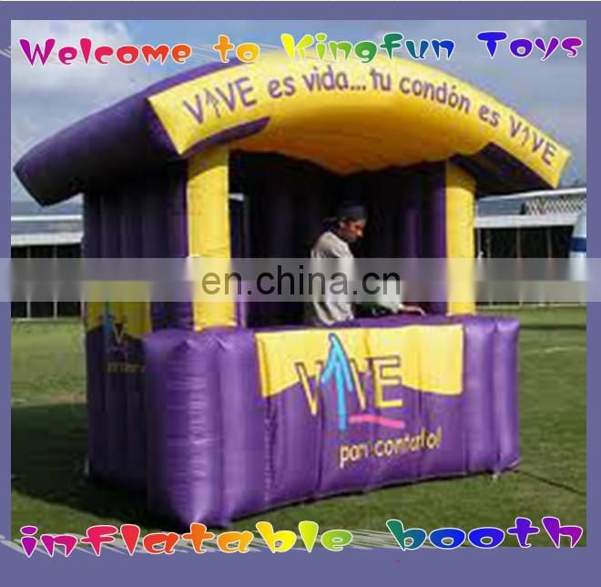 2014 new design Inflatable tents for shop advertising