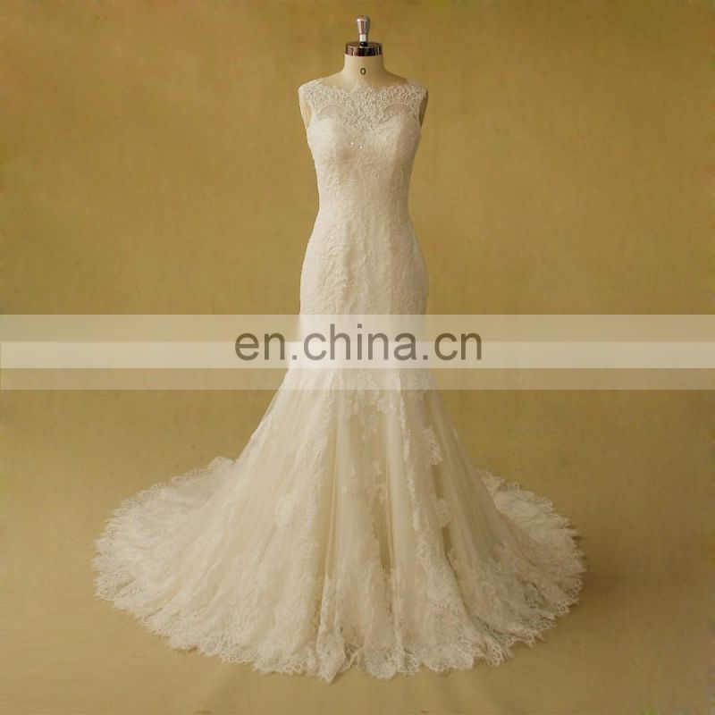 China Alibaba Supplier Wedding Dress Zhongshan