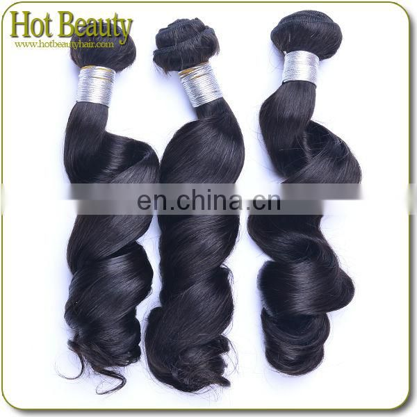 To win high admiration 100% peruvian virgin human hair