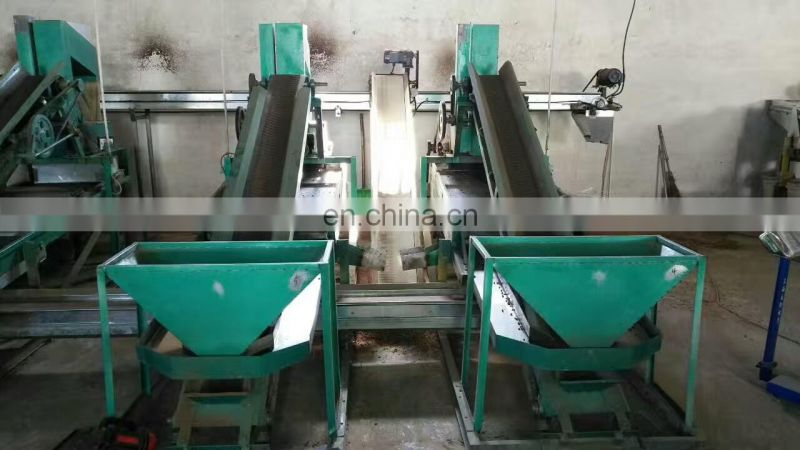 automatic almond sheller pine nut cracker machine
