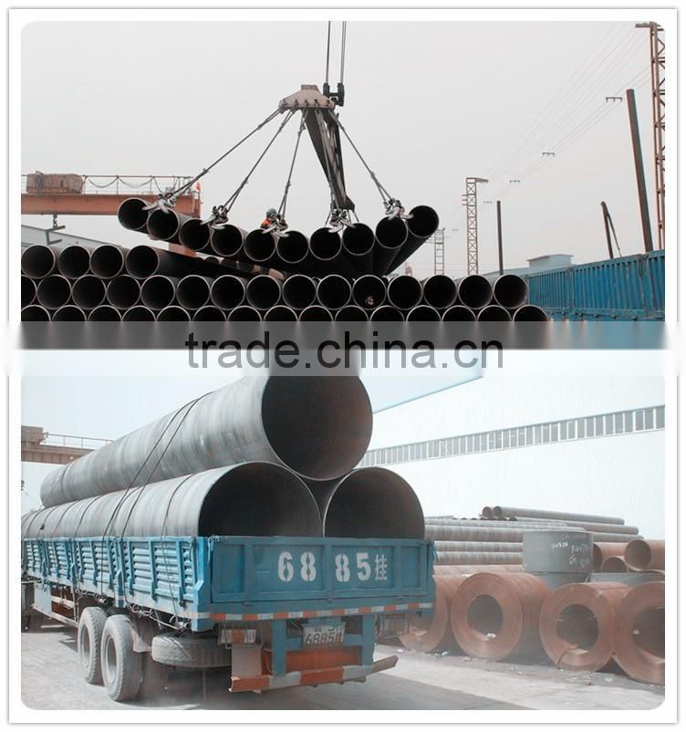 api 5l x60 spiral welded steel pipe welded 500mm dia pipes