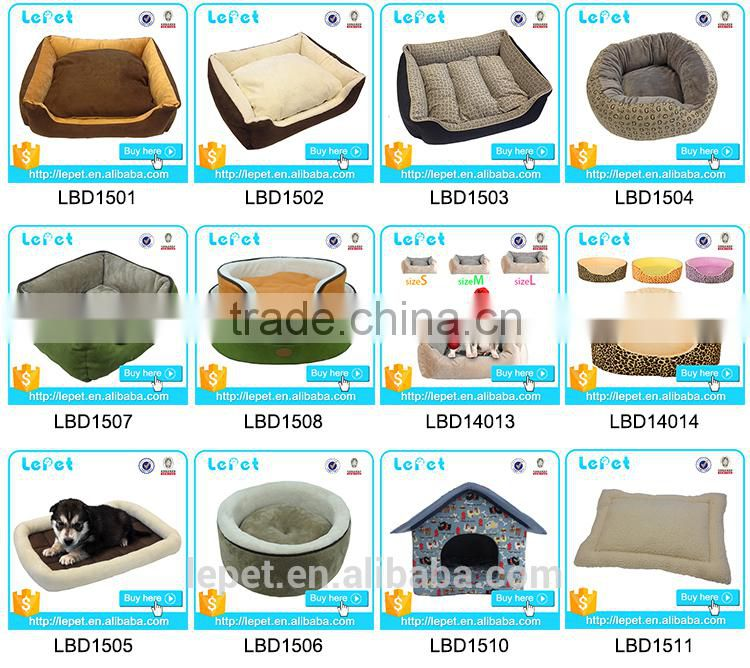 pet accessories wholesale private label pet products soft warm cozy luxury dog bed