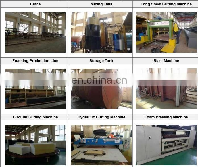 changzhou egg shaped sponge hard msds super strong polyurethane foam factory