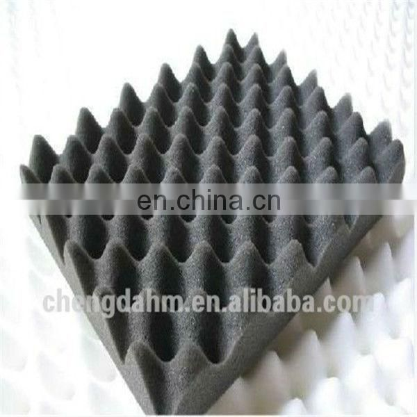 Black Egg Packaging Material Foam Sponge