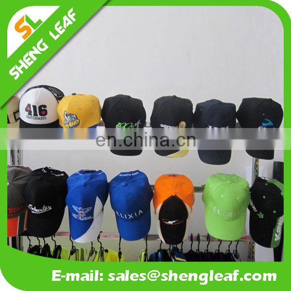 2016 hot sale of black baseball cap, cap baseball