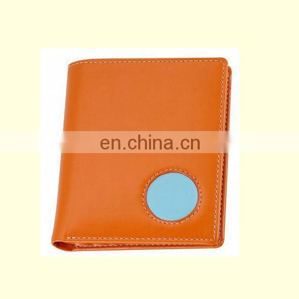 PROMOTIONAL CUSTOM GENUINE LEATHER DESIGN YOUR WALLETS