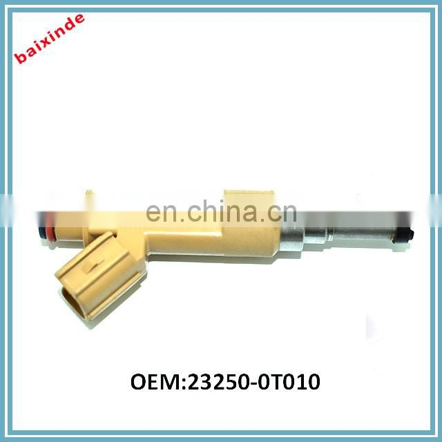 High quality Injection Nozzle 23250-0T010 for Corolla New corolla New vios and Yaris 1.6