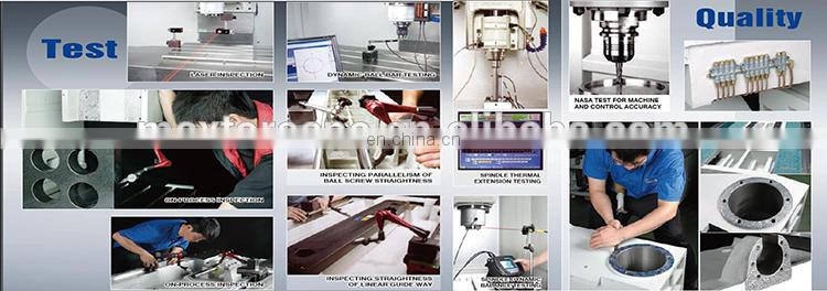 3 axis 4 axis 5 axis Precision CNC Gantry VMC Vertical Milling Machine Center for metal machining Model YMC-1713