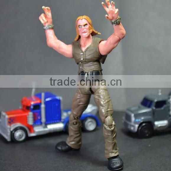 Custom action figure for sale;World of warcraft action figure wholesale;Movie Flexible action figure wholesale