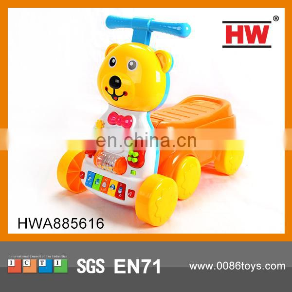 2015 New Design measuring music set wooden rattle