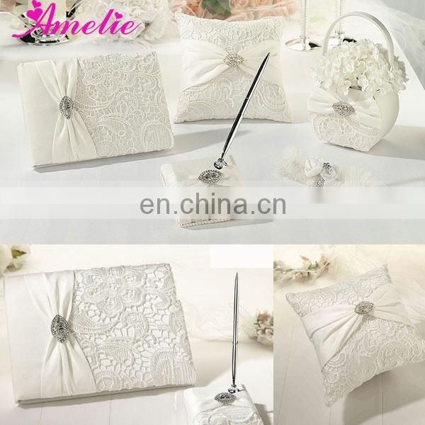 Vintage Lace Collections Wholesale Wedding Guest Books