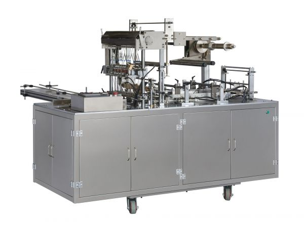 40-80boxes/min Cellophane Packaging Machine Starview Packaging Machinery Image