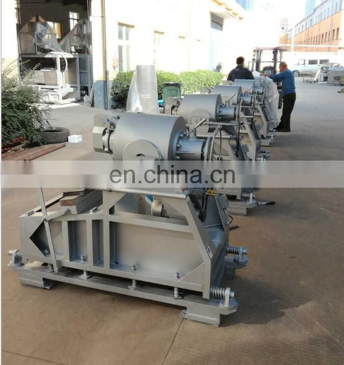 industrial popcorn machine cereal puffing machine rice puff machine