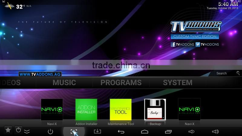 Android tv box T95 + apk account IPTV Subscription IUDTV 1300+ Italy