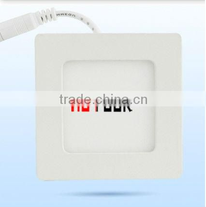 ed downlight Round panel light Ultra thin
