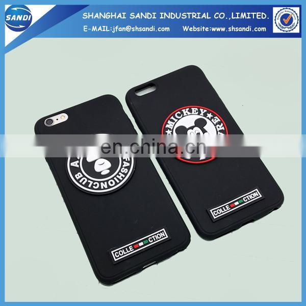 LOGO printed custom mobile phone shell